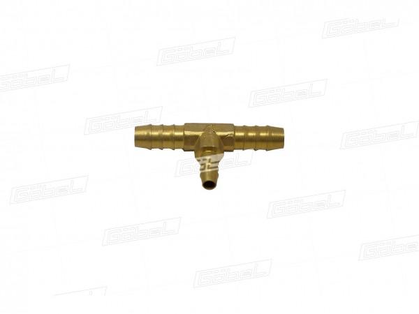 T-Stück-Reduzierung-Rohrverbinder ID9/6/9MM/MS