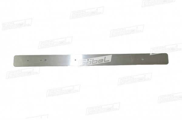 Kotflügelschiene mit Bohrung 640mm 8 Loch