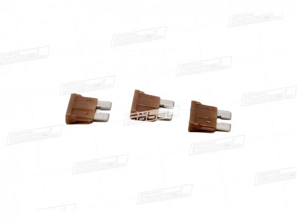 Flachstecksicherung braun 5 Ampere