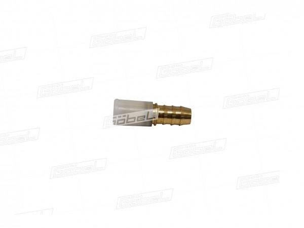 Gerade Stecker mit Rohranschluss, NG 12 16X2MM